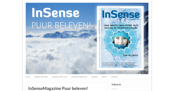 PINTEREST WEBSITE INSENSE