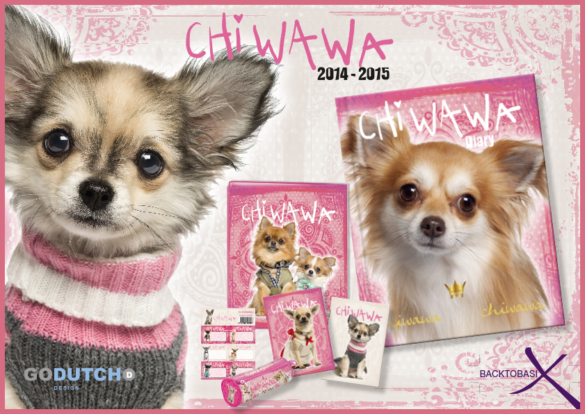 ChiWaWa schoolagenda 2014-2015