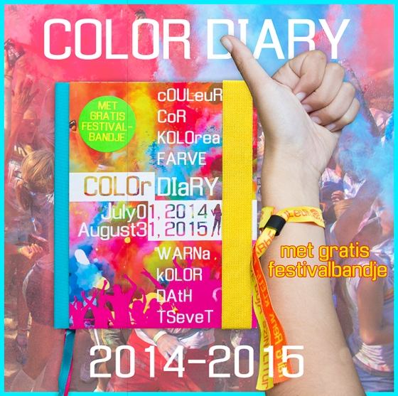 Color Diary 2014 - 2015