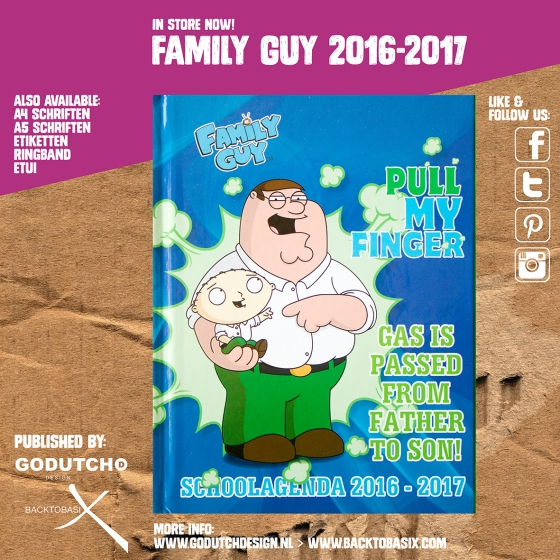 INSTA_SCHOOLAGENDA FAMILY GUY SOCIAL MEDIA